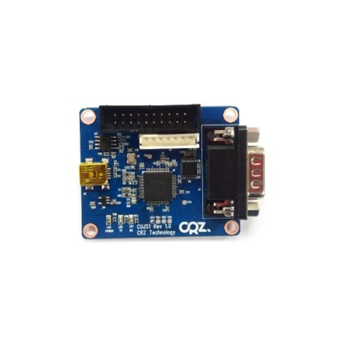 FT2232 USB JTAG and Serial RS232 Module(CA-UJS_V1.0)