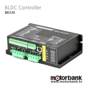 [BLDC컨트롤러] BD220/BLDC컨트롤러/Brushless Motor Driver/DC Power Supply Input, High Power