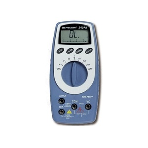 Mini-Pro Auto Ranging Digital Multimeter, 휴대형 멀티메타 [2407A]