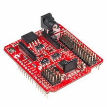 아두이노 XBee 모터드라이버 실드 SparkFun Wireless Motor Driver Shield [DEV-14285]