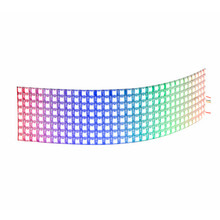 Flexible LED Matrix - WS2812B (8x32 Pixel) [COM-13304]
